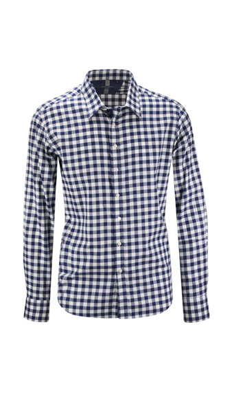 Picture of BLUE SQUARE SHIRT