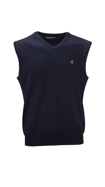 Picture of KNITTED V VEST