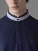 Picture of Men's polo pique shirt with mao (mandarine) collar