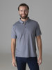 Picture of Men's polo pique shirt in erserised cotton