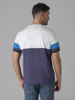Picture of Men's combed cotton t-shirt with front yachting print