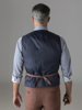Picture of Beehive vest with back fastening
