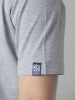 Picture of Men's merserised t-shirt with chest embroidery