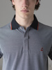 Picture of Mens polo pique shirt