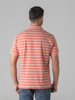 Picture of Men's polo pique shirt with thin stripes