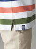 Picture of Ανδρική Μπλούζα Πόλο Με Πολύχρωμες Ρίγες