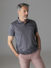 Picture of Men's cotton polo t-shirt merserised
