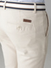 Picture of Chinos cotton pants Ecru