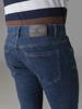 Picture of Μen's denim pants blue grey