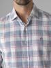 Picture of Check cotton linen shirt