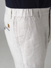 Picture of Men's linen pants with back elastic band