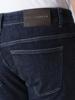 Picture of Men's five pocket dark blue jeans pants
