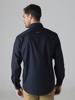 Picture of Men's cotton shirt, semi cutaway collar ,custom fit