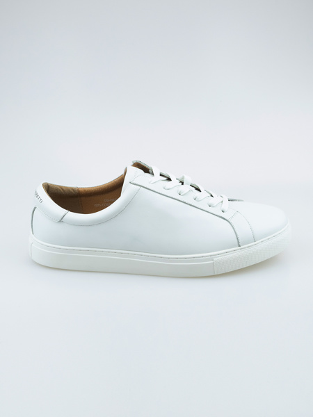 Picture of Men's leather sport shoes 'Stan Smith' style