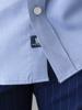 Picture of Men's cotton ciel shirt semi cutaway slim SMART IRON FREE