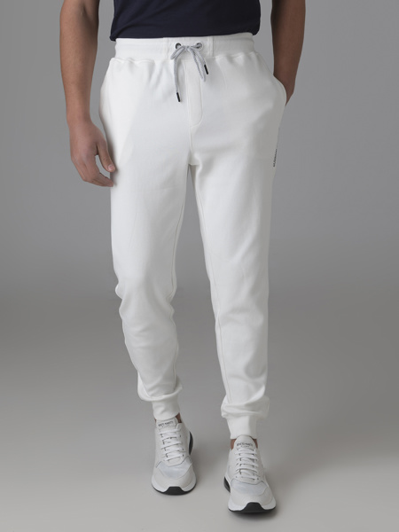 Picture of Men's tracksuit athletic trousers in cotton