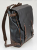 Picture of Men's paper back pack in black