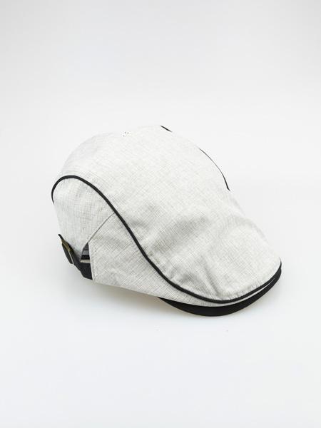 Picture of Men's newsboy cap