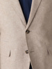 Picture of Cotton linen blazer jacket