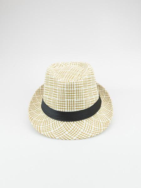 Picture of Men's Panama hat jacquard