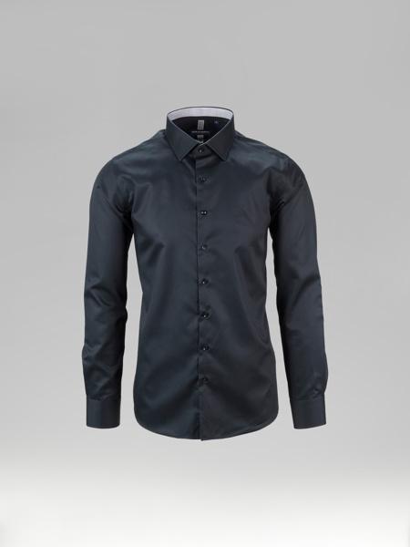 Picture of Cotton semi cutaway shirt