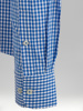 Picture of Plaid cotton shirt button down