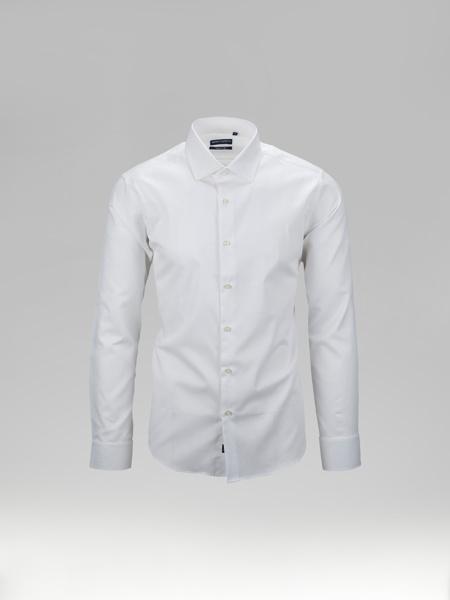 Picture of Cotton shirt hidden placket