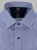 Picture of Cotton stripped shirt semi cataway