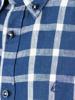 Picture of Plaid linen shirt button down