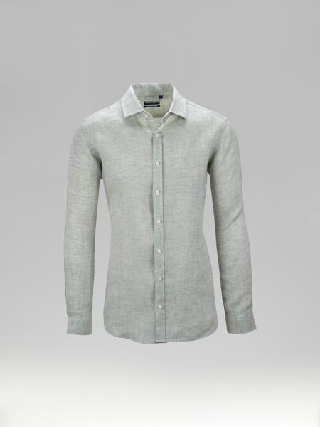 Picture of Men's linen shirt