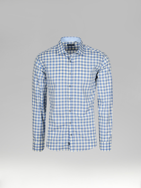Picture of Men's Check Cotton Shirt