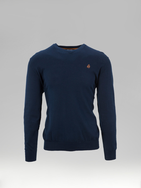 Picture of Crew neck cotton sweater
