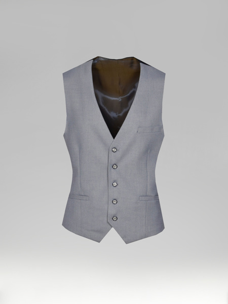 Picture of Men's Single-Breasted Beehive Vest