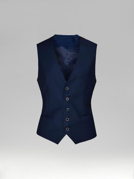 Picture of Men's Single-Breasted Vest 'V'