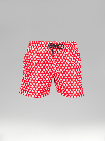 Picture of Swim Shorts red