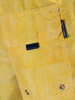 Picture of Yellow Swim shorts jeans print