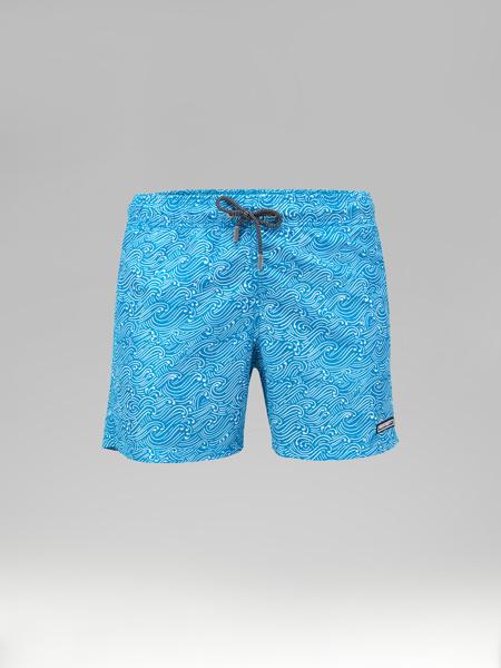 Picture of Swim shorts maritime print