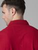 Picture of Mens cotton polo pique shirt