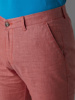Picture of Men's chinos shorts in linen mix