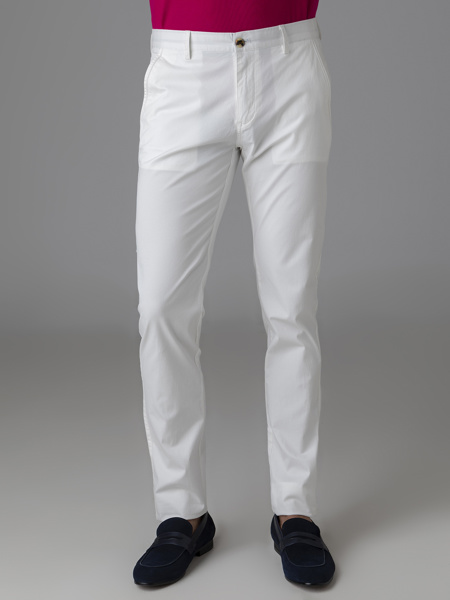 Picture of Μen's pants chinos cotton