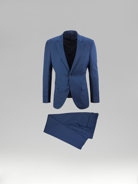 Picture of Cool Wool suit with single breasted blazer jacket