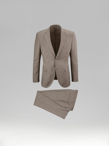 Picture of Suit with single breasted blazer jacket