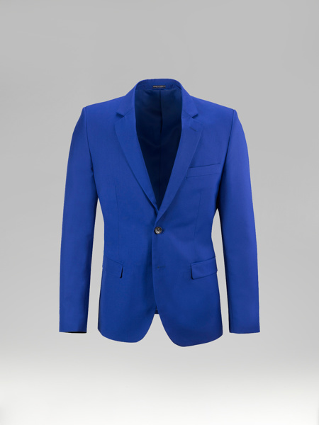 Picture of Single breasted blazer jacket of suit