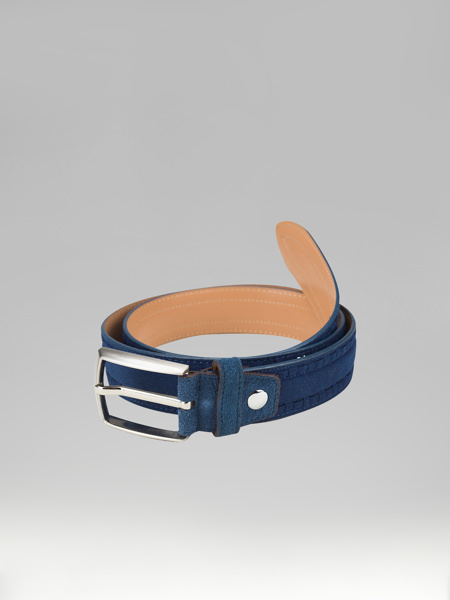 Picture of SUEDE BELT WITH DESIGN