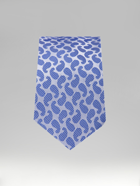 Picture of BLUE GRAY TIE