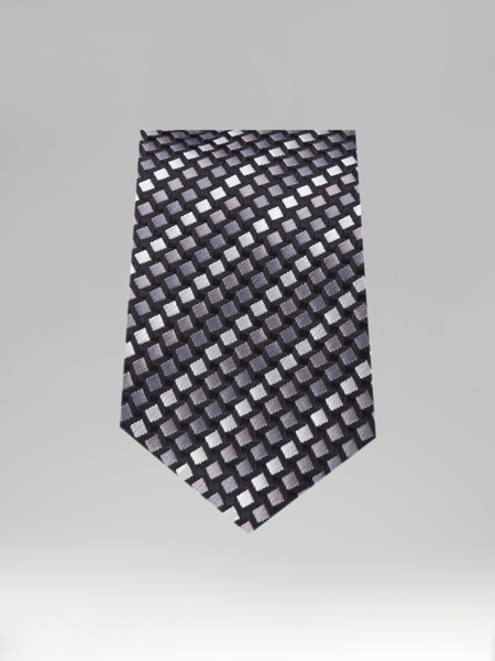 Picture of BLACK JAQUARD TIE