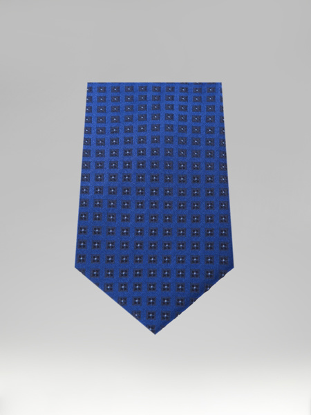 Picture of BLUE EMBODIED TIE