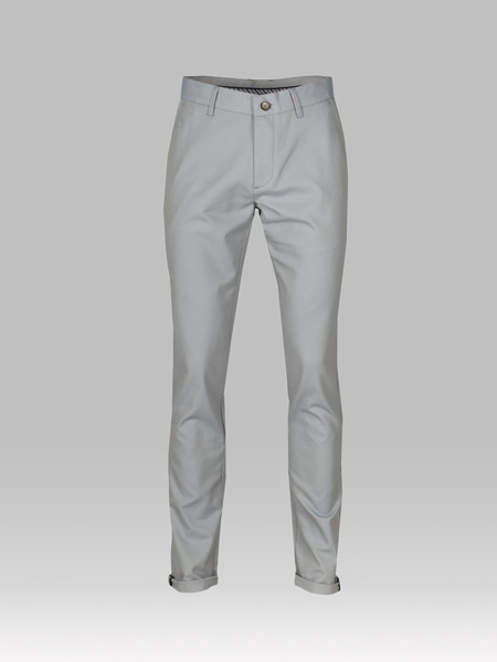 Picture of Chinos pants pique surface