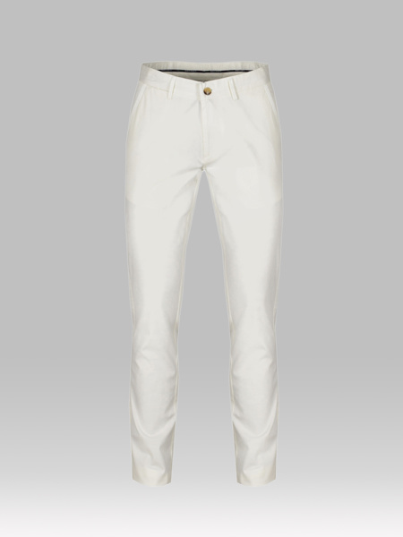 Picture of Chinos cotton pants beehive surface