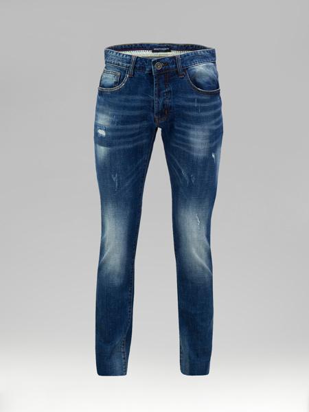 Picture of Regula-fit five-pocket jeans